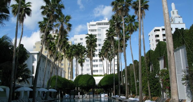 Getaway for Mom & Dad at the Delano Hotel in Miami