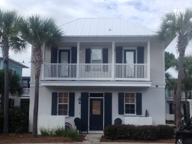 Seagrove Beach House Rental