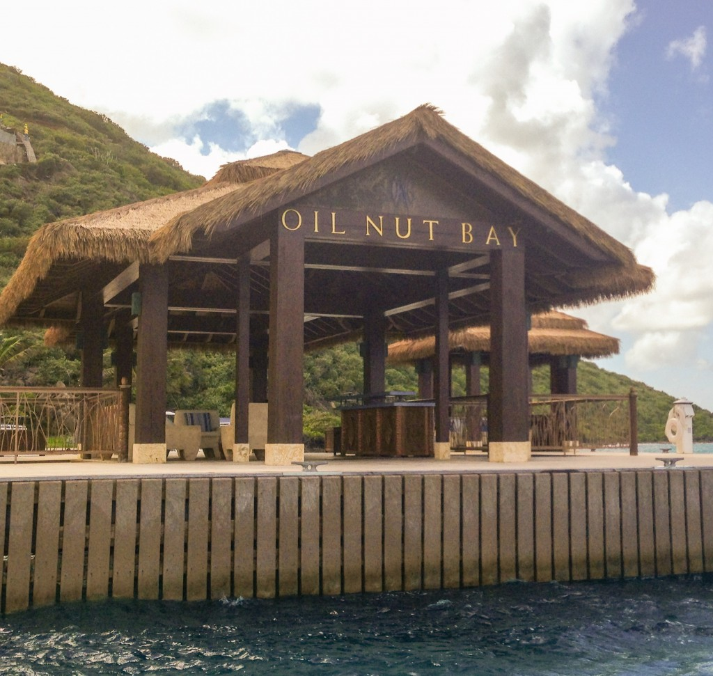 Oil Nut Bay Dock