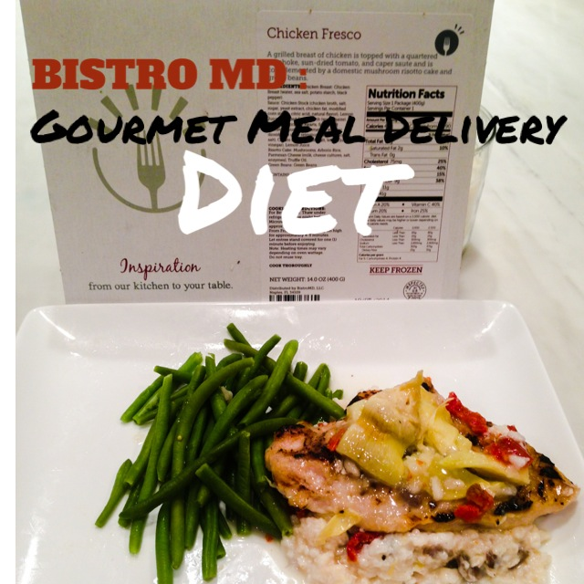 Bistro Md Meal Delivery Diet