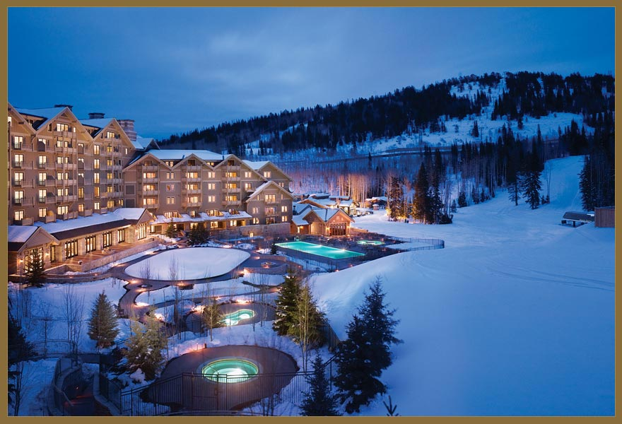 Montage Deer Valley Hot Travel Destinations On Our Bucket List For 2014