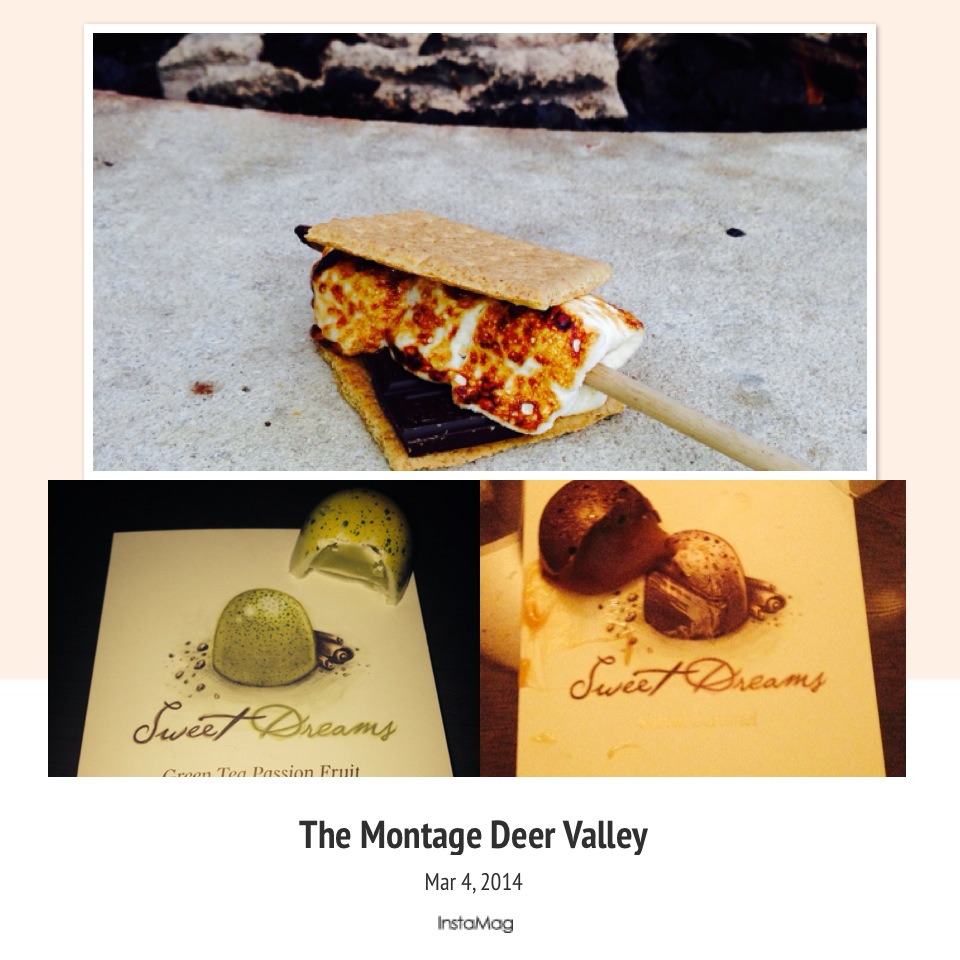 Montage Deer Valley Smores Montage Deer Valley: How The Other Half Vacations