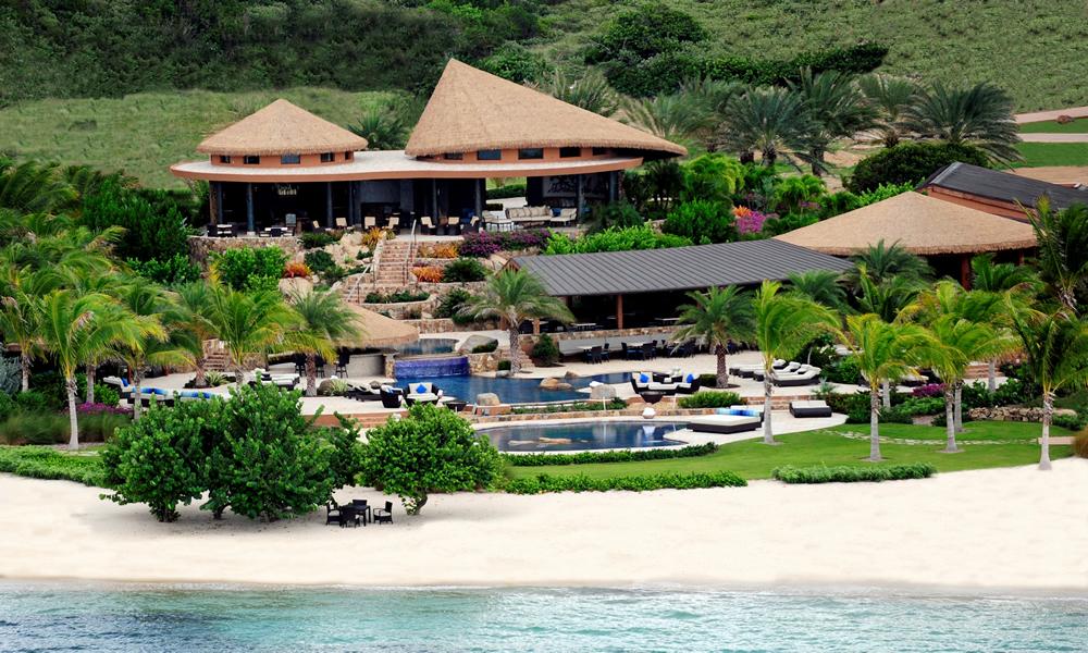 Oil Nut Bay New Luxury Resort