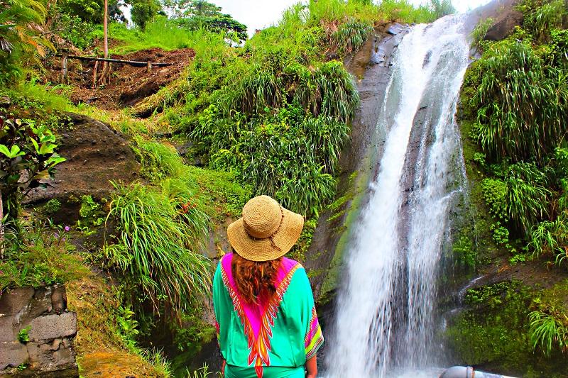Concord Waterfall Grenada
