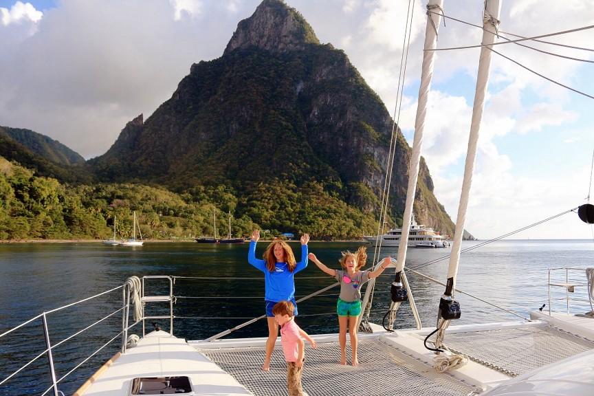 Charter Yacht Caribbean Vacation