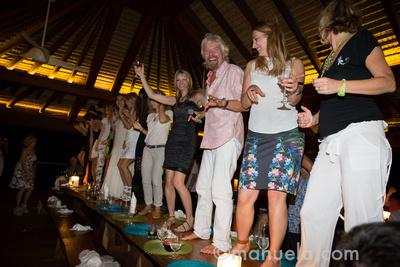 Branson Necker Cup Necker Island